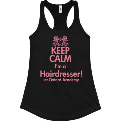 keep calm I'm a hairdress