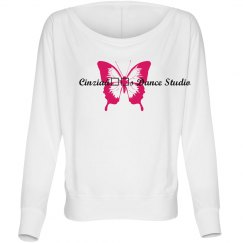 Cinzia's Dance Studio Off The Shoulder
