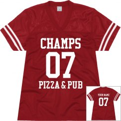 Champs 5 - Red & White