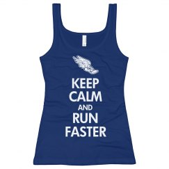 Keep Calm & Run Faster