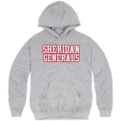 Sheridan Generals