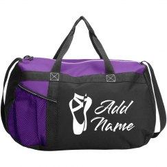 Custom Name Dancer Practice Gift