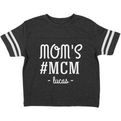 Mom's #MCM Custom Name Toddler
