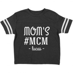Mom's #MCM Custom Name Toddler