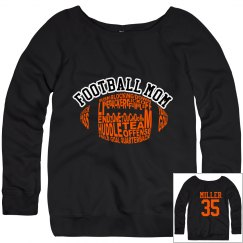 Orange & Black FB Mom