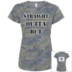 STRAIGHT OUTTA BCT CG