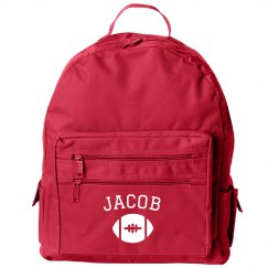 Customizable Back to School Sport Backpack