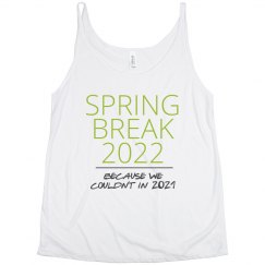 2021 Break Custom Tank
