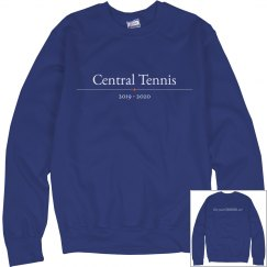 GRR royal blue unisex sweatshirt style 2