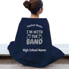 Band Stadium Blanket