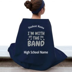 Band Stadium Blanket