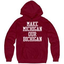 Michigan Bichigan in Ohio