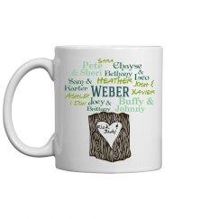 Weber Mug