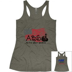 Active Body Systems- Ladies tank top