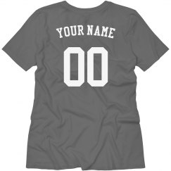 Customizable Name & Number