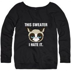 A Trendy Grumpy Cat