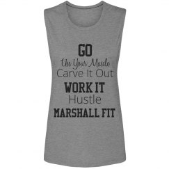 Motivation Marshall FIT Muscle Tank