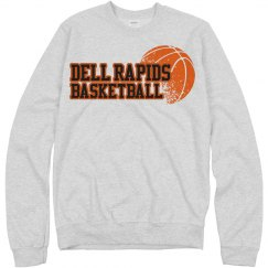 Basketball Crew Neck