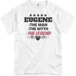Eugene - The Man!