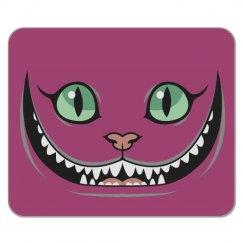 Mischievous Cat Mouse Pad
