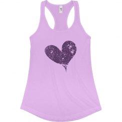 Purple Heart Tank