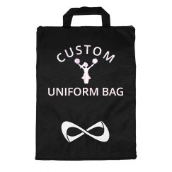 Customize This Cheer Uniform Bag