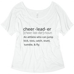 Cheerleader Definition