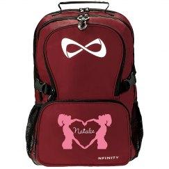 Natalie's Nfinity Backpack Cheer Gear