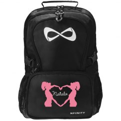 Natalie's Nfinity Backpack Cheer Gear