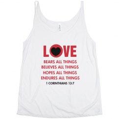 Love Religious Quote