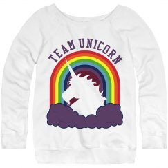 Rainbow Unicorn Sweater