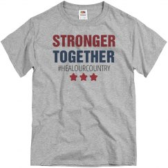 We Are Stronger Together