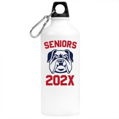 Senior 2018 Water Bottle