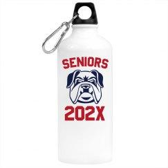 Senior 2021 Water Bottle