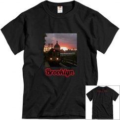 M Train-Brooklyn Tee
