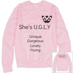 She's U.G.L.Y