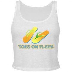 TOES ON FLEEK
