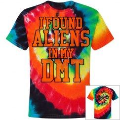 Aliens & DMT