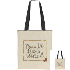 Donna J.A. Olson's Darklings Book Bag Light