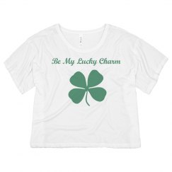 Be My Lucky Charm