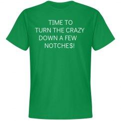 Notche$ Unisex T-Shirt