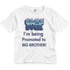 Game over big brother