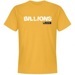 Billions Distressed Tee