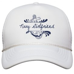 Navy Girlfriend Hat