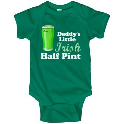 Irish Half Pint Baby