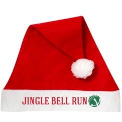 Jingle Bell Santa Hat