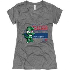 Be a Teacher-ladies' 3/4
