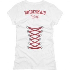 Bridemaid Corset Top