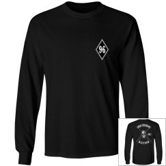 small diamond 96 nation long sleeve