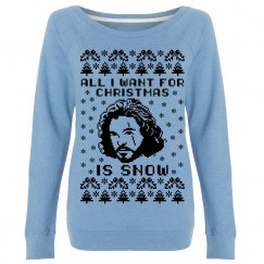 I Want Jon Snow For Christmas